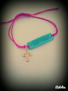Handmade bracelet -best friend-!