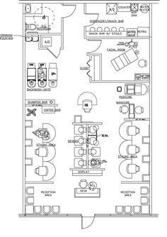 Beauty Salon Designs Floor Plans Suites Nj Marine Police Pwc