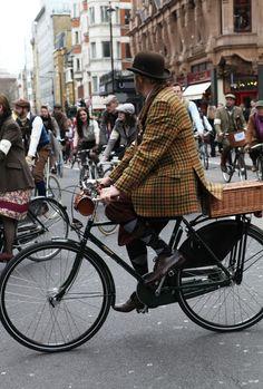 London Tweed Run 2013