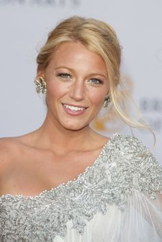 Blake Lively: http://www.stylemepretty.com/2015/11/04/celebrity-hair-makeup-looks-to-steal-for-your-wedding/