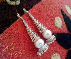Fancy Jewellery, Jewelry, Bobby Pins, Pearl Earrings, Hair Accessories, Pearls, Beauty, Fashion, Moda