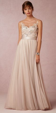 Good For Bride Dress-Cute and pretty dress | Fashion and styles-Elegant -Feminine Bridal Hair-Fashion-Bride-Nice-Bridal dress  Find More: http://www.imaddictedtoyou.com