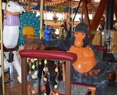 Carousel of Happiness, Nederland, CO Boulder County