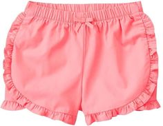Gymboree Ruffle Shorts