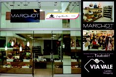Anuncio Marchot Taubaté (Pós Inauguração para apresentação da marca na cidade - Revista Vitti)