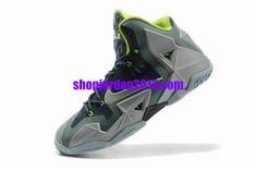 Nike Lebron 11 GS Dunkman Lebron James Shoes #King James!!