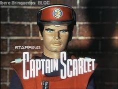capitão escarlate - Pesquisa Google