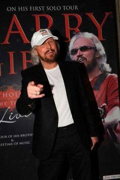 Barry Gibb on his first solo ...