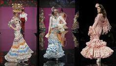 Resultado de imagen de trajes flamenca cristina garcia