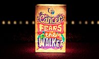 Join Relay For Life - Cancer fears the walker.