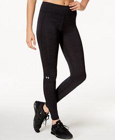Under Armour ColdGear® Leggings - Leggings - Women - Macy's