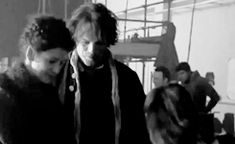 sam and cait-BTS