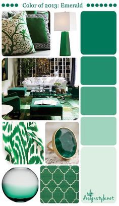 verde esmeralda emerald green emeralds colorful living rooms