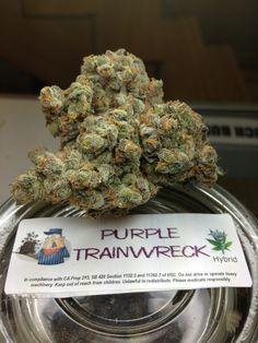Purple Trainwreck                 The best seeds #http://www.spliffseeds.nl/silver-line/blue-berry-seeds.html
