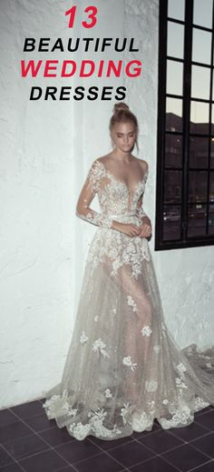 13 Beautiful Wedding Dresses That Cost Under $2,000