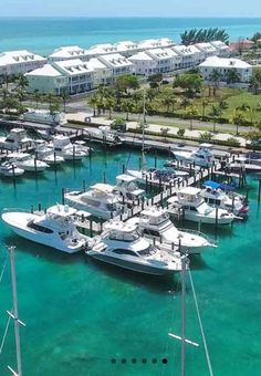 Palm Cay marina has 194 slips, voted #1 in The Bahamas for 3 years in a row