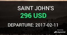 Flight from Seattle to Saint John's by jetBlue #travel #ticket #flight #deals   BOOK NOW >>>