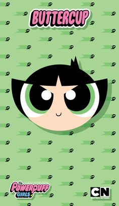 She's fierce. She's rough. She's Powerpuff tough. Go Buttercup!