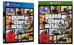 [Angebot] GTA 5  Grand Theft Auto V (PlayStation 4 und Xbox One) für 2799
