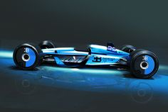 Bugatti formula-e by Yung Presciutti on Behance More car design here.