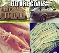 - GOALS ❤ ❤