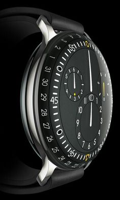 Ressence Type 3 = I want. Only 35k . . . . I'll get two.