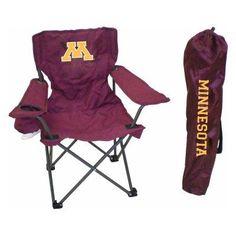 Outdoor Rivalry NCAA Collegiate Folding Junior Tailgate Chair   RV104 1200