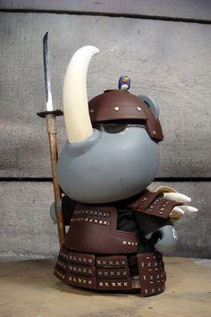 Samurai Hick-san - The Collector – Huck Gee Inc