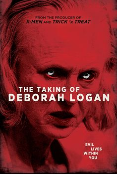 The Taking of Deborah Logan (2015) New Creepy Movie Poster