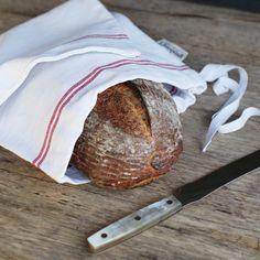 Swedish Bread Bag Bakery Loaf Size by elsiegreenhh on Etsy Swedish Bread, Bread Bags, Swedish Recipes, Bakery Design, Linen Bag, Artisan Bread, How To Make Bread, Bread Baking, Bread Recipes