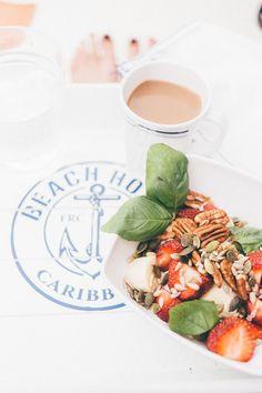 Morning / Breakfast / Coffee / Summer / Noora&Noora nooraandnoora.com