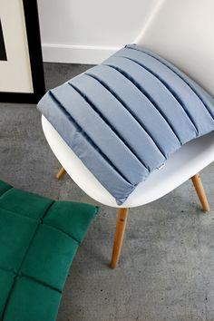 Dekoracyjne poduszki od Moodi to stylowa fuzja geometrycznej formy i najwyższej jakości wykonania