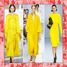 Spring Summer 2017 Trends..watch out for yellow, keep your eyes open, observe the vibrance of yellow and wrap yourself with the vibrance..yellow is Big this spring summer because it makes your life and spirits brighten up with zest. . . . #fashion #fashionblogger #fashionista #fashionable #trendy #picoftheday #streetstyle #fashionblog #ootd #fashionstyle #fashiongram #fashionpost #fashionjewelry #fashionstylist #fashiondaily #fashionistas #fashionlover #styleblog #streetfashion #fashioninspo…