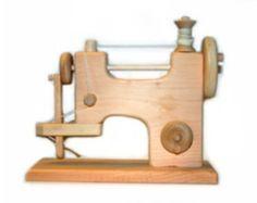 Sewing Machine von woodentoyjunction auf Etsy