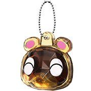 Amazon.com : Animal Crossing New Leaf Jump Out Crystal Mascot Key Chain - Timmy/Tommy (B) : Automotive Key Chains : Toys & Games