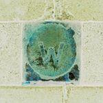 Leanne Buskermolen - Manhole Cover  W(ater)