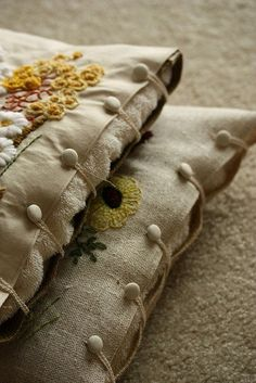 Binding pillow cover ideas