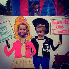 Hannah's Grease themed 5th Birthday!!