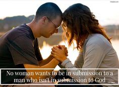 Now as the church submits to Christ, so also wives should submit in.