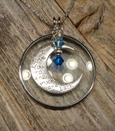 A personal favorite from my Etsy shop https://www.etsy.com/listing/485376474/magnifying-glass-necklace-with-pewter