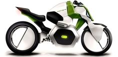 hum... interesting... rStream Electric Motorcycle Concept