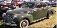1940 Buick Super Blog: authorbryanblake.blogspot.com