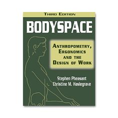 In the 20 years since the publication of the first edition of Bodyspace the knowledge base upon which ergonomics rests has increased significantly. The need for an authoritative, contemporary and, above all, usable reference is therefore great. This third edition maintains the same content and structure as previous editions, but updates the material and references to reflect recent developments in the field.