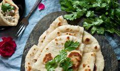 Indický chléb Kulcha | KITCHENETTE