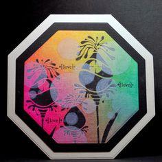 Eileen's Crafty Zone: Sweet Poppy Stencils.. More Brand New Designs for 2015.