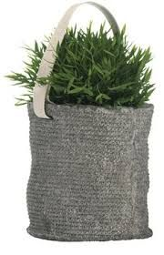 Image result for cement cloth planters