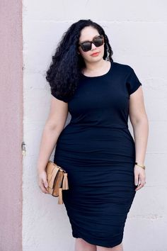 Awesome Body Dresses Plus Size Fashion for Women - Little Black Dress you need for Summer, part t-shi... Check more at http://24store.tk/fashion/body-dresses-plus-size-fashion-for-women-little-black-dress-you-need-for-summer-part-t-shi/