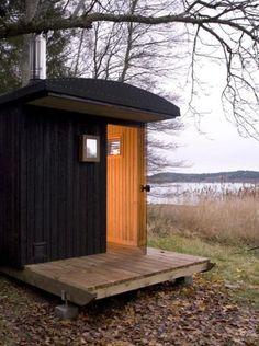 Denizen Sauna Great Portable Sauna Design