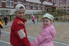 """kindergarten """"Dewdrop""""    city of Novy Urengoy    YaNAO Tyumen Region Russia"""