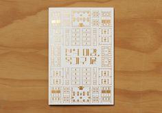 graphic design for folk culture exhibition - Korean Furniture,... - Jaemin Lee